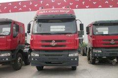 东风柳汽 霸龙507重卡 310马力 8X4 9.5米栏板载货车(LZ1244PEL) 卡车图片