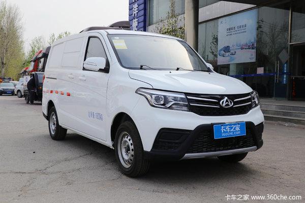 长安 欧诺S 2019款 106马力 1.5L 2座封闭货车(国六)