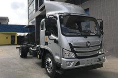 福田 欧马可S3系 170马力 4X2 6.2米排半厢式载货车(BJ5148XXY-A1)