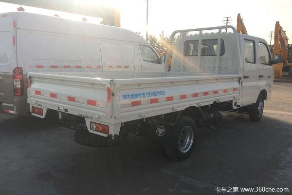仅售5.30万东胜祥菱M2载货车优惠促销