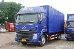 东风柳汽 乘龙H5中卡 绿通版 200马力 4X2 6.8米厢式载货车(LZ5180XXYM3AB) 卡车图片