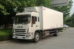 江淮 帅铃Q9 220马力 4X2 6.8米冷藏车(国六)(HFC5181XLCB80K1E2S)图片