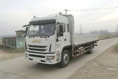 江淮 帅铃Q9 180马力 4X2 6.78米栏板载货车(HFC1182P70K1E1V) 卡车图片