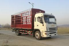 江淮 帅铃Q9 180马力 4X2 6.78米仓栅式载货车(HFC5182CCYP70K1E1V) 卡车图片