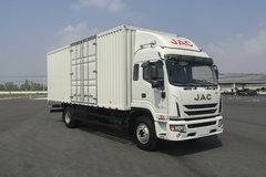 江淮 帅铃Q9 180马力 4X2 6.8米厢式载货车(HFC5182XXYP70K1E1V) 卡车图片