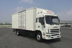 江淮 帅铃Q9 180马力 4X2 7.8米厢式载货车(HFC5182XXYP70K1E3V) 卡车图片
