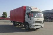 江淮 德沃斯Q9(原帅铃Q9) 220马力 4X2 8.2米翼开启厢式载货车(国六)(HFC5181XYKB80K1E4S)