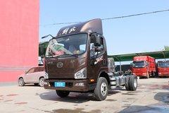 解放 J6F 160马力 4.16米单排仓栅式轻卡(CA5040CCYP40K46L2E5A84) 卡车图片