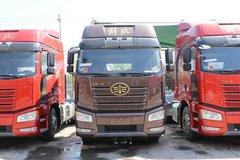 一汽解放 新J6P重卡 领航版2.0 北方款 460马力 6X4牵引车(国六)(CA4250P66K25T1E6) 卡车图片