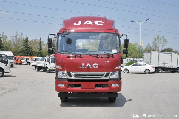 回馈客户无锡盛田骏铃V8载货车限时促销