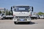 江淮 骏铃V6 129马力 3.89米排半栏板轻卡(国六)(HFC1048B31K5C7S)图片