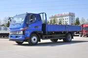 江淮 骏铃V7 156马力 5.2米排半栏板轻卡(HFC1120P91K1D1V)