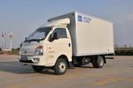凯马 锐航X1 1.5L 113马力 4米单排厢式微卡(国六)(KMC5031XXYQ318D6)图片