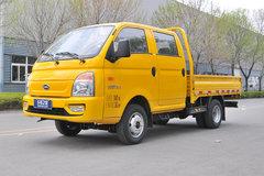 凯马 锐航X3 高配版 102马力 2.5米双排栏板微卡(KMC1043H31S5) 卡车图片
