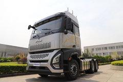 一汽凌河 沪尊S200重卡 先锋版 500马力 6X4 牵引车(CAL4253C4F4E5) 卡车图片