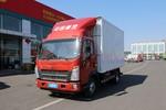 中国重汽HOWO 王系 160马力 4.15米单排厢式轻卡(ZZ5047XXYC3314E145-2)图片