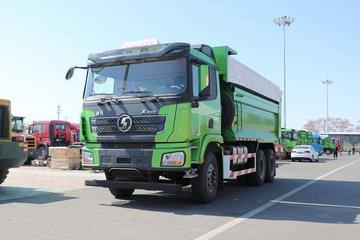 陕汽重卡 德龙X3000 400马力 6X4 5.8米自卸车(国六)