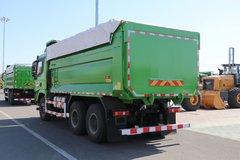 陕汽重卡 德龙X3000 400马力 6X4 5.6米自卸车(国六)(SX3259XD404)