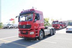 陕汽重卡 德龙新M3000 轻量化版 460马力 6X4牵引车(国六)(SX4259MD4Q1) 卡车图片