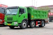 青岛解放 龙V 220马力 6X2 5.2米自卸车(LZT3240P3K2E5T3A90)