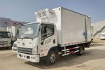 解放 虎VN 150马力 4X2 4.05米冷藏车(CA5041XLCP40K61L2E6A84)图片