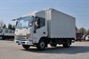 江淮 帅铃Q3 130马力 3.7米单排厢式轻卡(HFC5041XXYP73K1B4S)