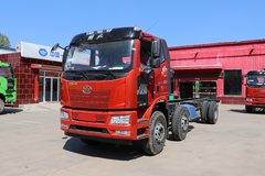 一汽解放 J6L重卡 质惠版 260马力 6X2 6.8米栏板载货车(国六)(CA1250P62K1L5T3E6) 卡车图片