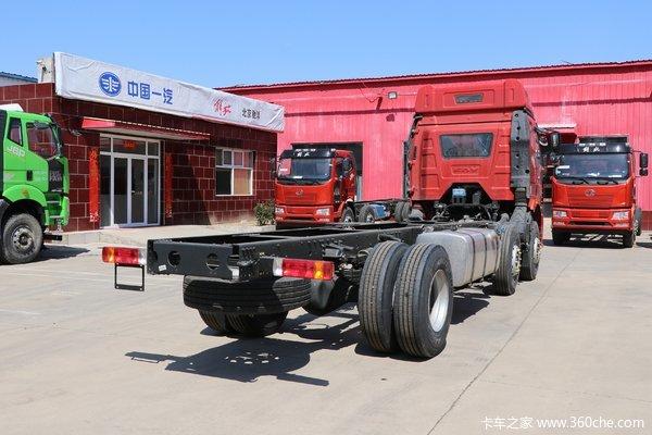 解放J6L载货车北京市火热促销中 让利高达0.3万
