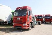 一汽解放 新J6P重卡 2020款 质惠版 280马力 6X2 9.65米仓栅式载货车(CA5250CCYP66K1L6T3E5)