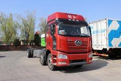 一汽解放 新J6P重卡 320马力 6X2 9.4米栏板载货车(国六)(CA1250P66K1L6T3E6)