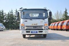 江淮 帅铃Q6 130马力  3.85米排半栏板轻卡(国六)(HFC1043P71K1C7S)