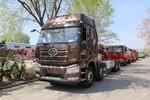 一汽解放 新J6P重卡 质惠版 460马力 8X4 9.4米栏板载货车(国六)(CA1310P66K24L7T4E6)图片