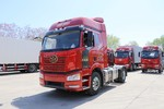 一汽解放 新J6P重卡 质惠版 420马力 4X2牵引车(CA4180P66K24E5)图片