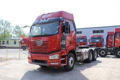一汽解放 新J6P重卡 质惠版 380马力 6X4牵引车(国六)(CA4250P66K25T1E6) 卡车图片