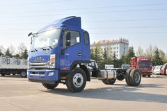 江淮 帅铃Q8 168马力 4X2 6米排半栏板载货车(HFC1160P91K1D3V) 卡车图片