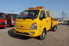 凯马 锐航X1  高配版 1.5L 113马力 2.92米双排栏板微卡(国六)(KMC1031Q318S6) 卡车图片