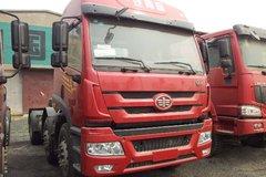 青岛解放 新悍威(J5M)重卡 310马力 6X2 牵引车(CA4206P1K2T3EA80) 卡车图片