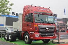 福田 欧曼ETX 6系重卡 380马力 6X4 LNG牵引车(ETX-2490标准版)(BJ4253SNFCB-AB) 卡车图片