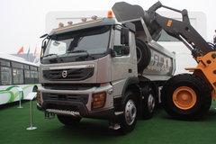 沃尔沃 FMX系列 440马力 8X4 矿用自卸车 卡车图片