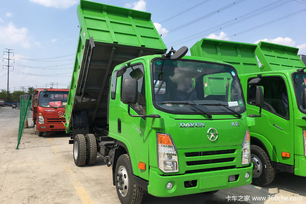 回馈客户绍兴奥普力自卸车仅售10.58万