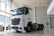 奔驰 新Actros重卡 450马力 6X4牵引车(型号2645LS)