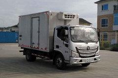 福田 欧马可S1系 豪配版 131马力 4X2 4.065米冷藏车(BJ5044XLC-FA)