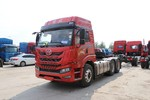 青岛解放 悍V重卡 460马力 6X4牵引车(CA4258P1K2T1E5A80)图片