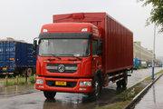 东风 多利卡D12 230马力 4X2 9.6米翼开启厢式载货车(京六)(EQ5182XYKL9CDKAC)