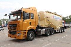 华菱 汉马H7重卡 430马力 6X4 牵引车(国六)(HN4250H46C4M6) 卡车图片