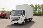 福田 欧马可S1系 156马力 4.14米单排厢式轻卡(国六)(BJ5048XXY-F3)