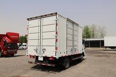 福田 欧马可S1系 156马力 4.14米单排厢式轻卡(国六)(BJ5048XXY-F3) 卡车图片
