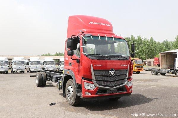 贴息优惠2万海南欧马可S5载货车促销中