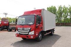福田 欧马可S3系 131马力 4.14米单排厢式轻卡(国六)(BJ5048XXY-FK)图片