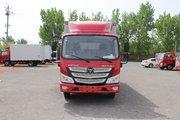 福田 欧马可S3 156马力 3.8米排半厢式轻卡(国六)(BJ5048XXY-F3)